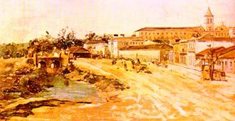 Foto: ReproduçãoA São Paulo antiga: documentos reconstituem valores da sociedade paulista do século 18