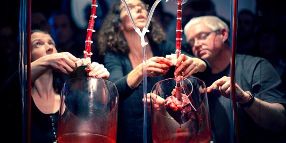 Exposição-Blood-na-Science-Gallery