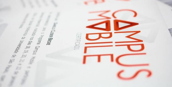 Criatividade, originalidade, inovação e relevância são os valores do Campus Mobile | Foto: Divulgação/Instituto Embratel Claro
