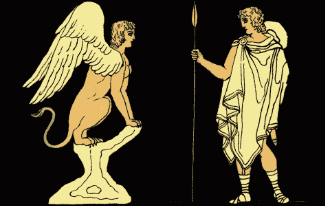 Imagem: Wikimedia  Mito de Édipo é inspiração para conceitos de Freud sobre a relação de pais e filhos