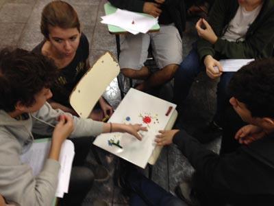 Foto: Divulgação / Projeto Imunologia nas Escolas