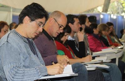 O evento no Parque Cientec: mais de 150 participantes   Foto: Verônica Cristo