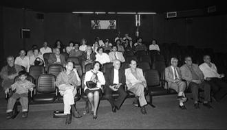 Foto: Francisco Emolo  Sala do Favo 4 no dia da inauguração