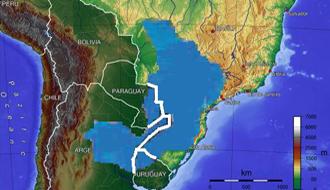 Foto: WikimediaAquífero Guarani