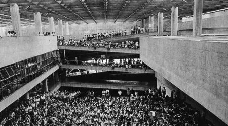 Foto: João Batista Vilanova ArtigasFAU-USP, 1969