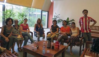 Foto: Arquivo / Projeto Girassol / Aproxima-Ação