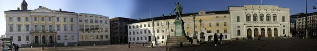 Foto: WikimediaCidade de Gotemburgo
