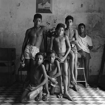 Foto: Cristiano Mascaro - PENCA DE GAROTOS, SÃO LUÍS | 1986