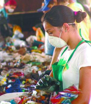 Foto: DivulgaçãoA questão do lixo é uma questão social da qual os catadores também fazem parte