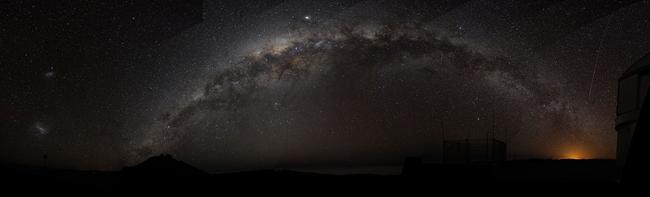 Foto: Bruno Gilli / ESO