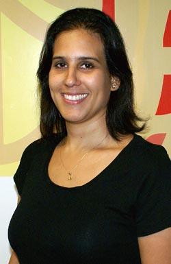 Tatiana Filomensky, do IPq: ajuda para os compradores compulsivos  Foto: João Miguel Neves Filho