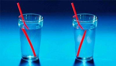 Conceito de diferença de pressão é explicado a partir do ato de beber no canudo | Foto: Divulgação