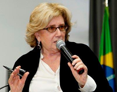 Eva Blay | Foto: Dario Luis Borelli / Divulgação IEA