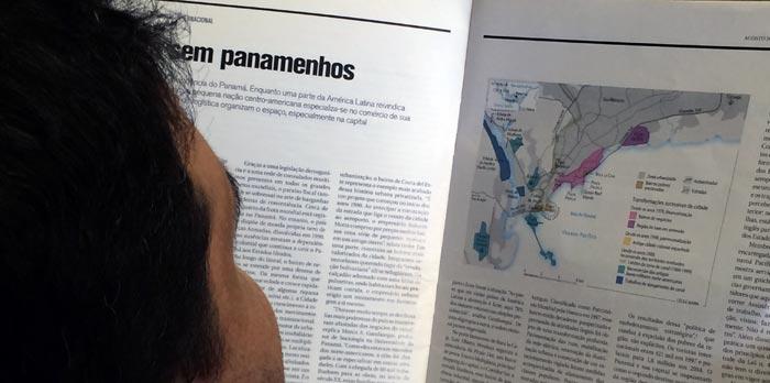 Imprensa: ao mesmo tempo observador, narrador e protagonista da História | Foto: Pedro Bolle / USP Imagens