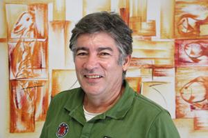Prof. Jarbas Caiado de Castro Neto, docente do Grupo de Óptica do IFSC/USP.Foto: Assessoria de Comunicação - IFSC/USP