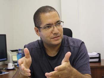 Foto: DivulgaçãoFernando Fernandes Paiva do Instituto de Física de São Carlos (IFSC) da USP